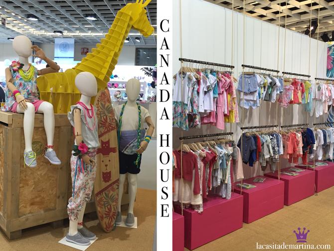 Children's Fashion From Spain, Pitti Bimbo, Icex, Blog de Moda Infantil, Kids Wear, La casita de Martina, Kids Fashion Blog, Canada House