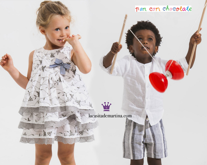 Moda Infantil, Rebajas, Blog Moda Infantil, Kids Wear, La casita de Martina, Pan con chocolate