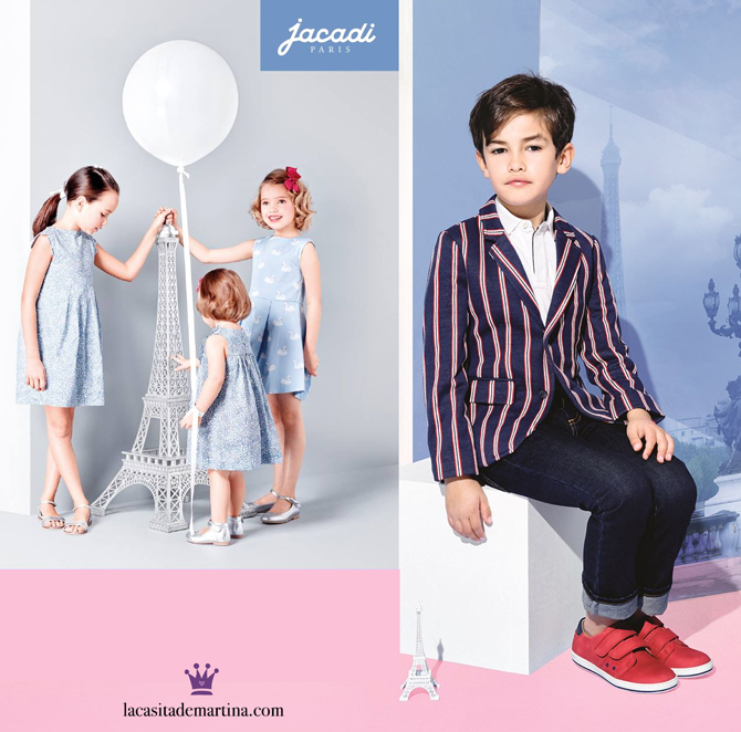 Moda Infantil, Rebajas, Blog Moda Infantil, Kids Wear, La casita de Martina, Jacadi Paris