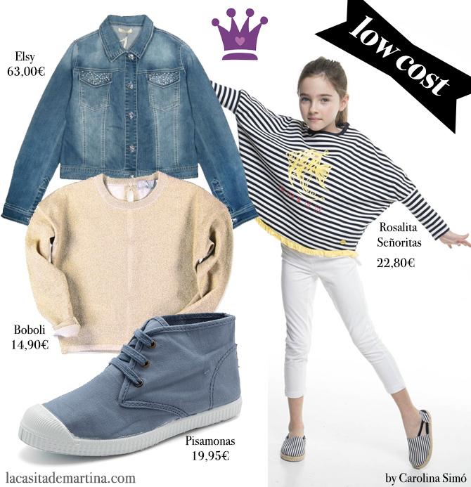 Blog de Moda Infantil, Rosalita Señoritas, Boboli, Pisamonas, Elsy, La casita de Martina, Moda Infantil, Kids Wear