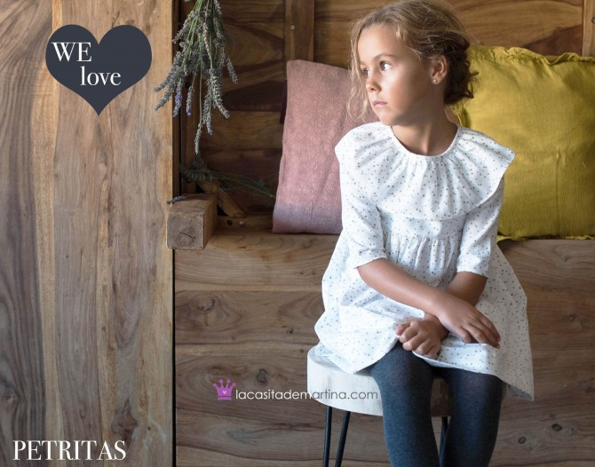 Petritas, Moda Infantil, Tendencias Moda Infantil, La casita de Martina, Blog de Moda Infantil