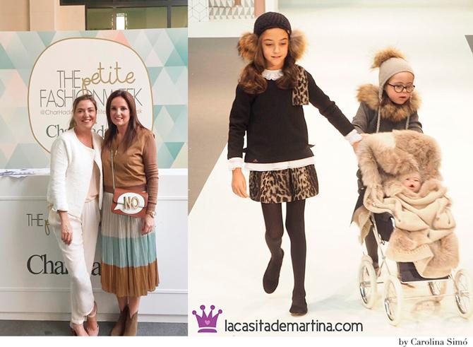 The Petite Fashion Week CharHadas, Blog de Moda Infantil, Carolina Simo, La casita de Martina