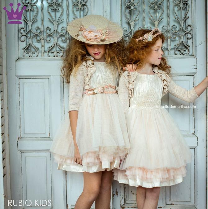 Rubio Kids, Vestidos de Comunion, Trajes de Comunion, Blog de Moda Infantil, Kids wear, Carolina Simo, 13