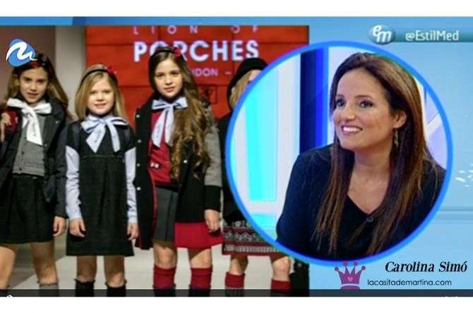 Mediterraneo Television, Estil Mediterrani, Carolina Simo, La casita de Martina, Blog Moda Infantil