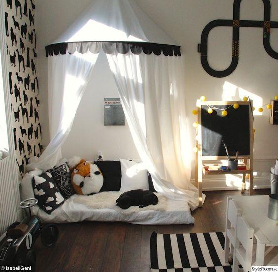 Habitaciones infantiles, Puericultura, decoracion infantil, camas para ninos, blog de moda infantil, 3