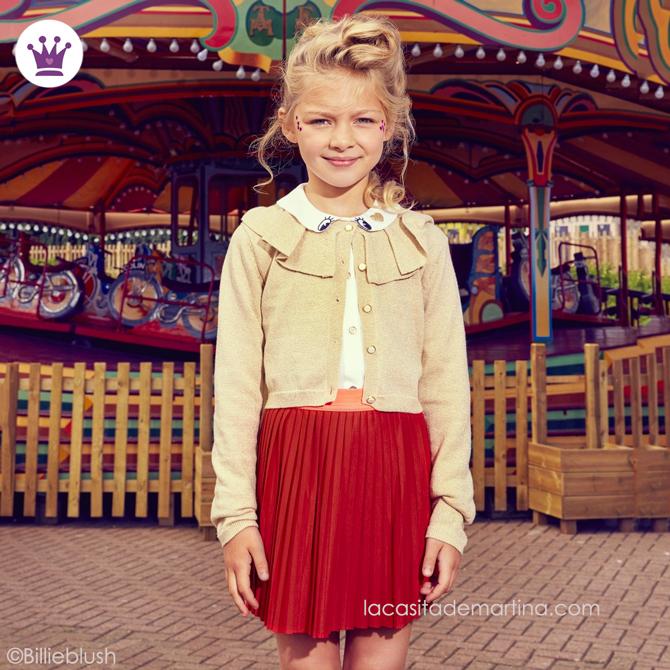 Tendencias Moda Infantil, Blog de Moda Infantil, La casita de Martina, Carolina Simo, Moda Infantil, Billieblush