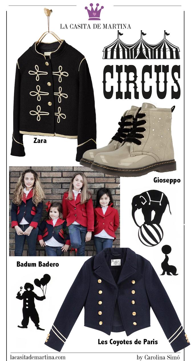 Tendencias Moda Infantil, Blog de Moda Infantil, La casita de Martina, Carolina Simo, Zara, Gioseppo, Badum Badero