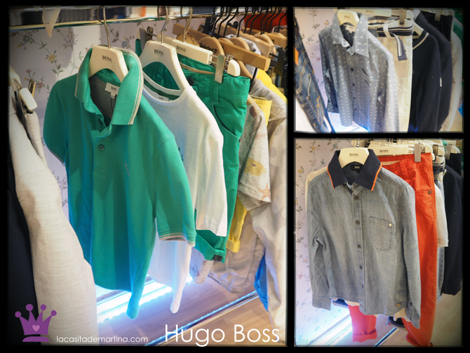 Blogger Moda Infantil, La casita de Martina, Hugo Boss, Personal Shopper, Kids Wear, Moda Bambini, Moda Infantil