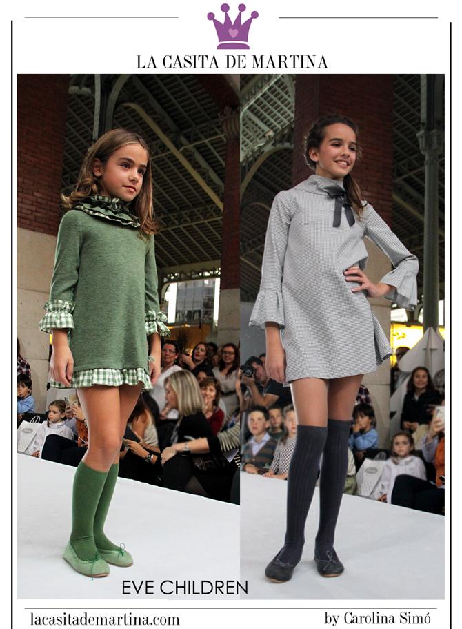 Petit Style Walking, Blog de Moda Infantil, Desfile Moda Infantil, La casita de Martina, Kids Wear, Eve Children