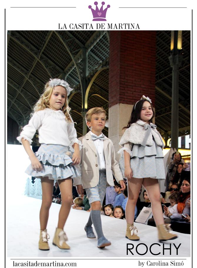 Petit Style Walking, Blog de Moda Infantil, Desfile Moda Infantil, La casita de Martina, Kids Wear, Rochy