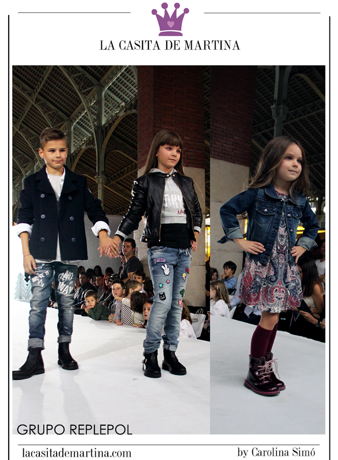 Petit Style Walking, Blog de Moda Infantil, Desfile Moda Infantil, La casita de Martina, Kids Wear, Reprepol