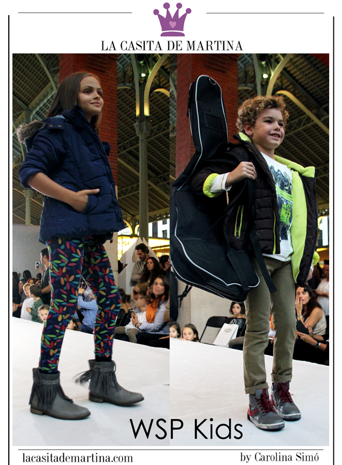 Petit Style Walking, Blog de Moda Infantil, Desfile Moda Infantil, La casita de Martina, Kids Wear, wps kids