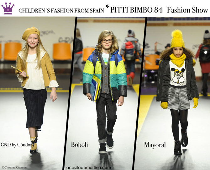 Blog de Moda Infantil, Pitti Bimbo, Mayoral, Moda Infantil, Kids Wear, Tendencias, Moda, 3