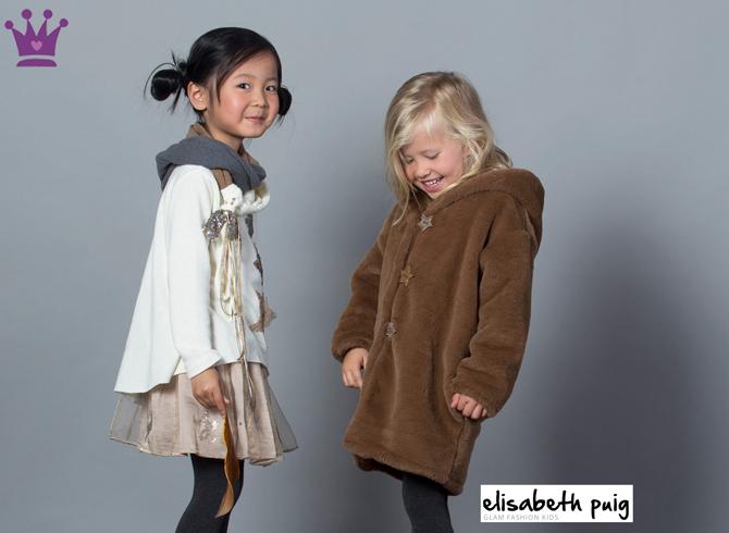 Moda Infantil, Elisabeth Puig, Blog de Moda Infantil, La casita de Martina, Kids Wear