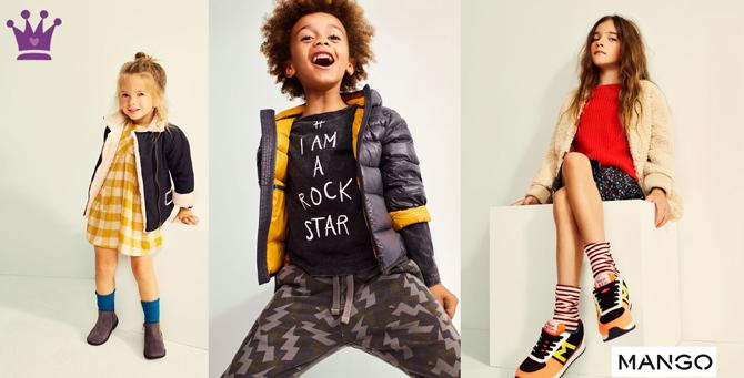 Moda Infantil, Mango, Blog de Moda Infantil, La casita de Martina, Kids Wear