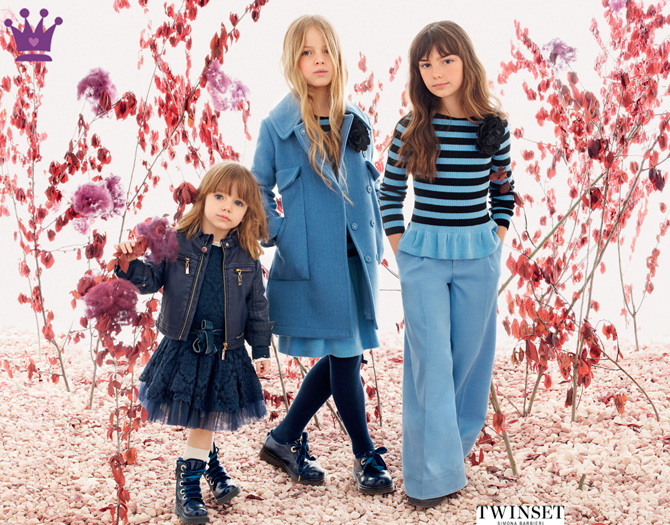 Moda Infantil, Twin Set, Blog de Moda Infantil, La casita de Martina, Kids Wear
