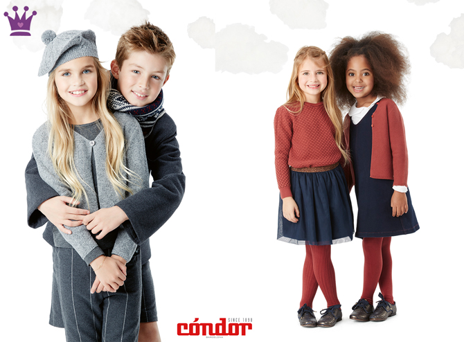 Moda Infantil, Condor Moda Infantil, Blog de Moda Infantil, La casita de Martina, Kids Wear