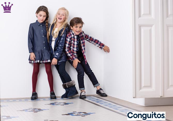 Moda Infantil, Conguitos, Blog de Moda Infantil, La casita de Martina, Kids Wear