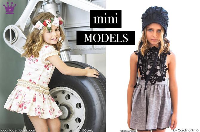 Blog de Moda Infantil, Colecciones moda infantil primavera verano, La casita de Martina, Kids Wear, Belle Chiara, Carolo