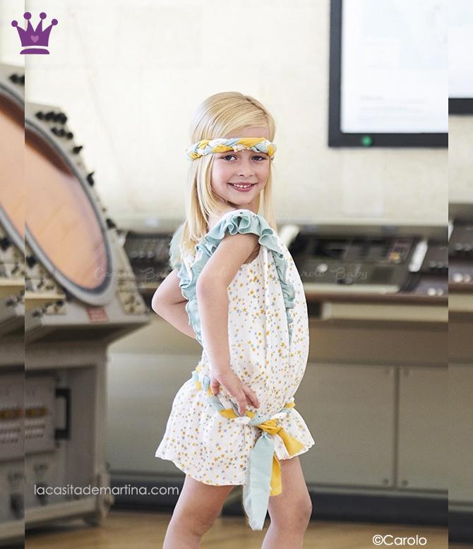 Blog de Moda Infantil, Colecciones moda infantil primavera verano, La casita de Martina, Kids Wear, Carolo