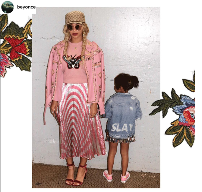 Gucci, Beyonce premios Grammy, bolso Blue Ivy Gucci, Blog de Moda Infantil, La casita de Martina, 5