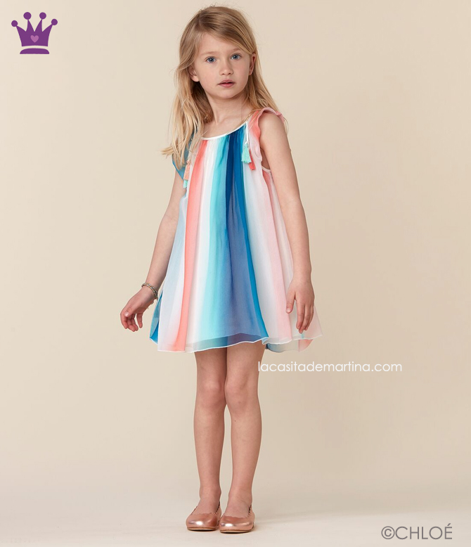 Blog de Moda Infantil, Colecciones moda infantil primavera verano, La casita de Martina, Kids Wear, Chloe