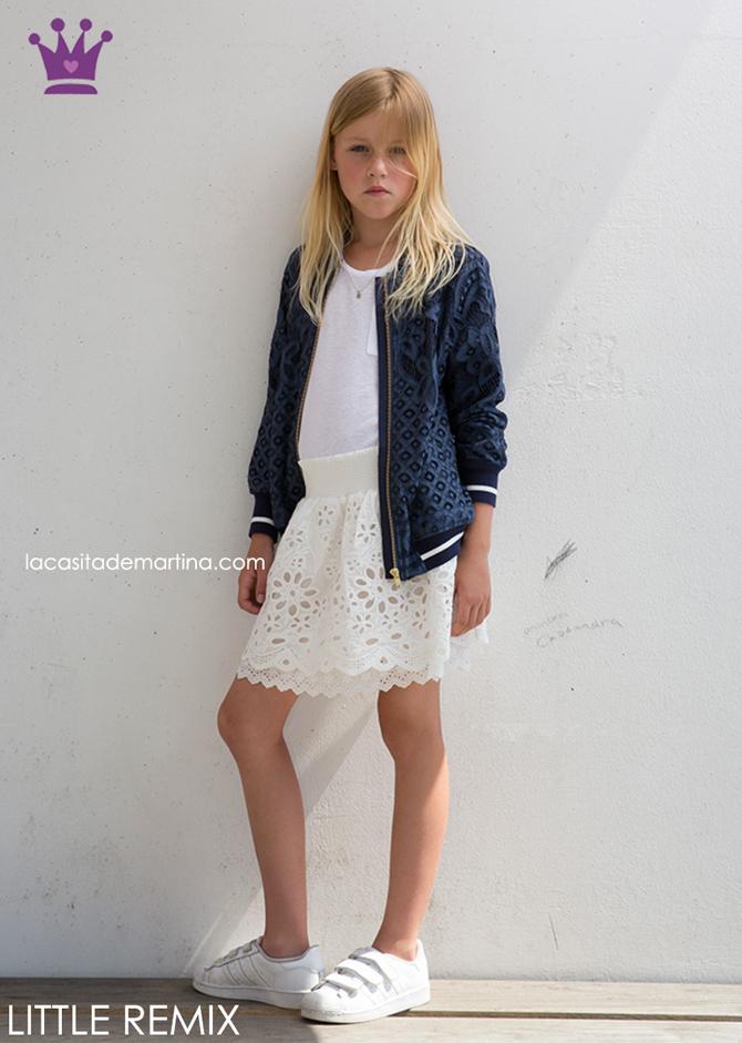 Blog de Moda Infantil, Colecciones moda infantil primavera verano, La casita de Martina, Kids Wear, Little Remix