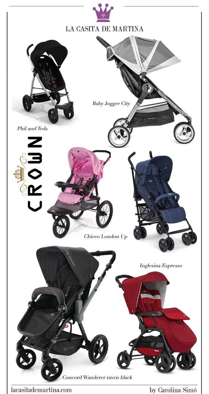 sillas de paseo, novedades puericultura, blog moda infantil, sillas para el coche, 1