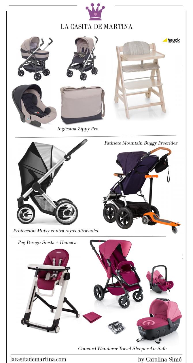 sillas de paseo, novedades puericultura, blog moda infantil, sillas para el coche, 2