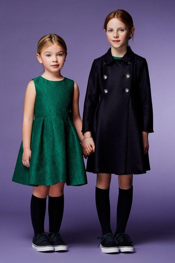 Marca de los vestidos de Leonor y Sofia, Reina Letizia, Blog de Moda Infantil, Misa de Pascua, La casita de Martina, 5