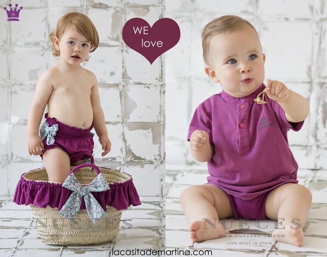 Nueces moda infantil, Blog de Moda Infantil, La casita de Martina, Kids Wear, Carolina Simo