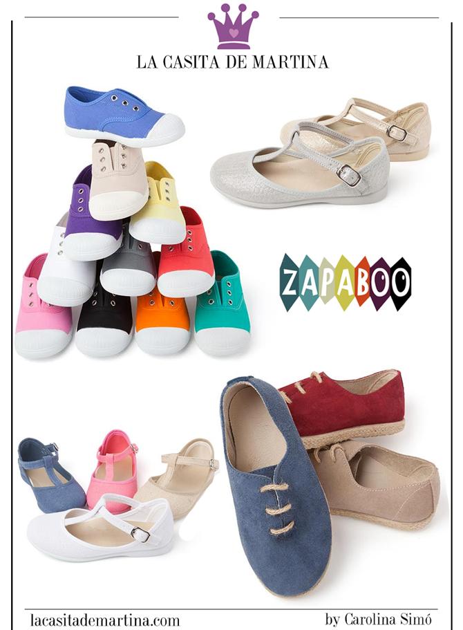 calzado infantil, zapateria online, zapaboo, blog de moda infantil, la casita de martina, kids wear, 1