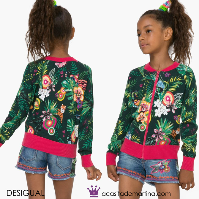 Desigual, Tendencias moda infantil, Kids Wear, Moda Bambini, Blog de Moda Infantil, Carolina Simo
