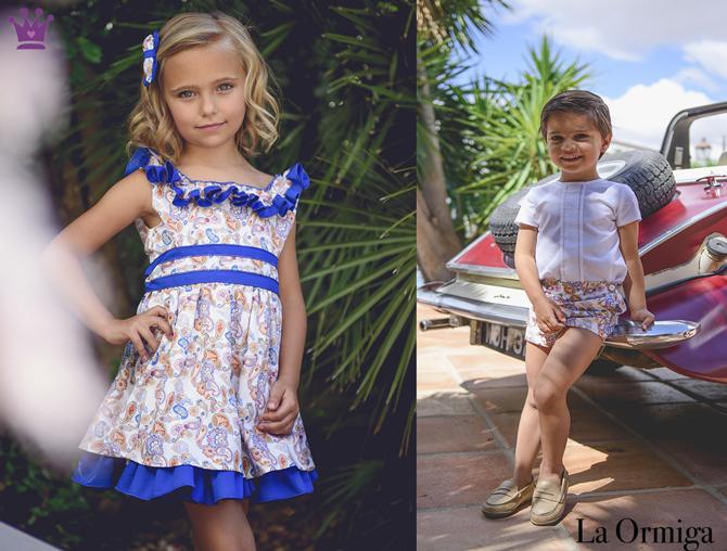 La ormiga moda infantil, kids wear, moda bambini, La casita de martina, marcas moda infantil, 7