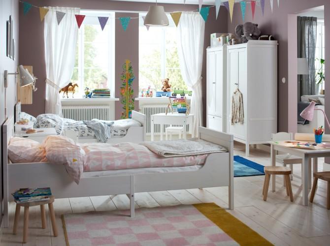 habitaciones infantiles IKEA, cama IKEA, habitacion bebe IKEA, Decoracion Infantil, Blog de Moda Infantil, 2