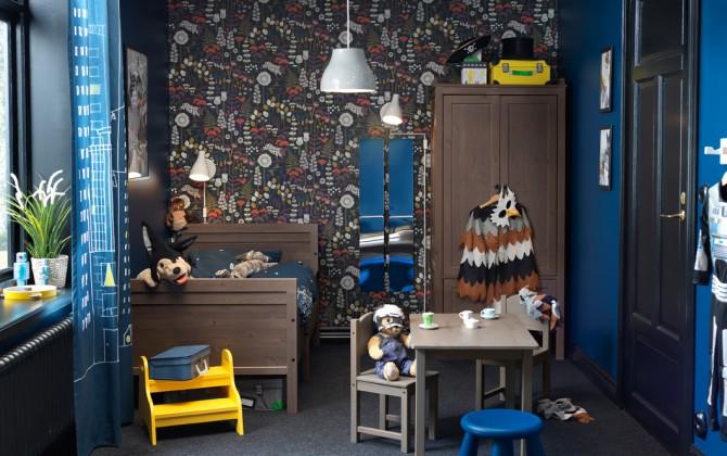 habitaciones infantiles IKEA, cama IKEA, habitacion bebe IKEA, Decoracion Infantil, Blog de Moda Infantil, 5