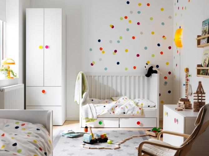 habitaciones infantiles IKEA, cama IKEA, habitacion bebe IKEA, Decoracion Infantil, Blog de Moda Infantil, 9