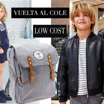 Moda infantil vuelta al cole, Kiabi, Primark, Lefties, Vertbaudet, La casita de Martina, Blog Moda Infantil