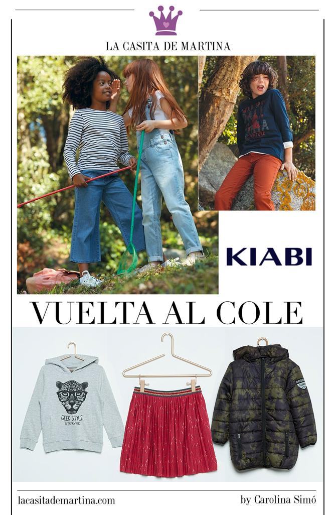 Moda infantil vuelta al cole, kiabi, La casita de Martina, Blog Moda Infantil