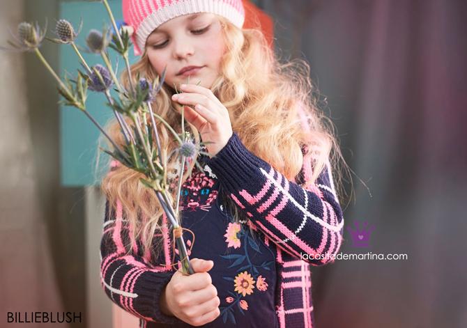 Marcas de moda infantil, Blog de moda infantil, la casita de martina, Karl Lagerfeld, BILLIEBLUSH
