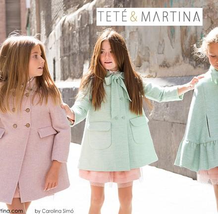 Blog de Moda Infantil, Tete y Martina, La casita de Martina, Moda, Kids Wear, Moda Bambini