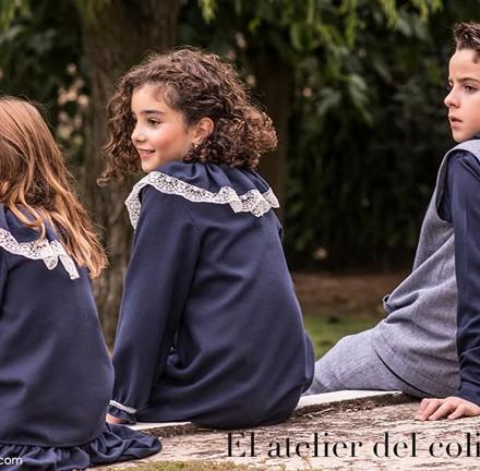 Blog moda infantil, El Atelier del Colibri, Ropa Infantil, La casita de Martina, Carolina Simo