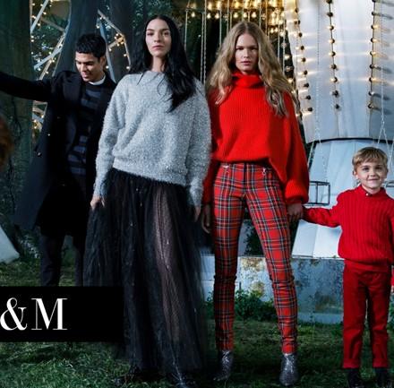 HM moda infantil, Coleccion Navidad, Blog de Moda Infantil, La casita de Martina