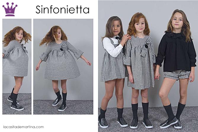 Blog de Moda Infantil, Tendencias moda, Kids Wear, La casita de Martina, Sinfonietta