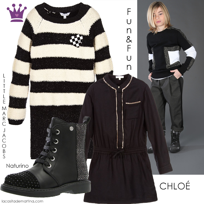 Blog de Moda Infantil, Tendencias moda, Kids Wear, La casita de Martina, Naturino shoes