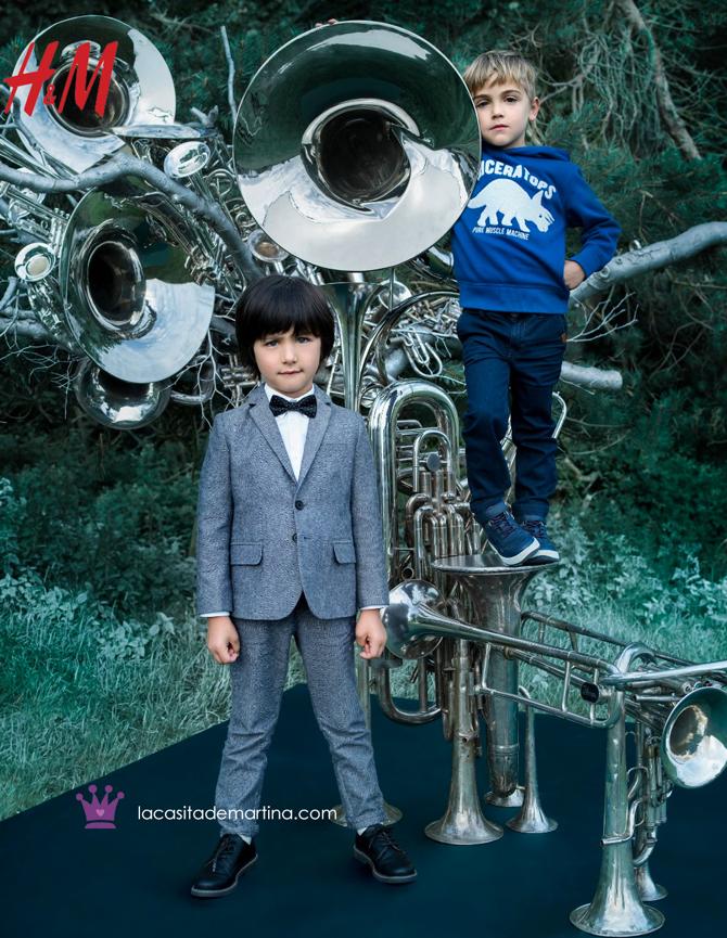 HM moda infantil, Coleccion Navidad, Blog de Moda Infantil, La casita de Martina, 3