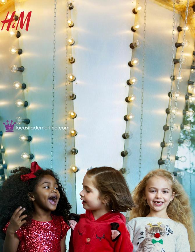HM moda infantil, Coleccion Navidad, Blog de Moda Infantil, La casita de Martina, 1
