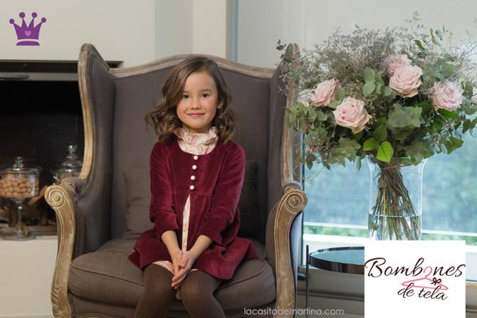 Bombones de tela, moda infantil segunda mano, ropa de marca segunda mano, ropa infantil, 9