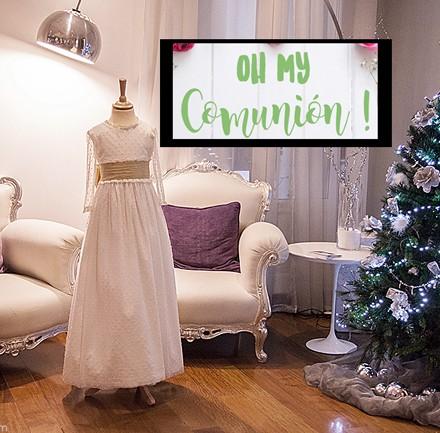 Trajes de Comunion 2018, Vestidos Comunion 2018, Oh my comunion, Evento comuniones, La casita de Martina
