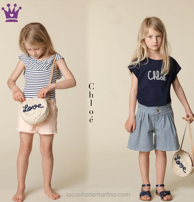 Bolso redondo de mimbre, Tendencias moda, Blog moda infantil, La casita de Martina, Chloe